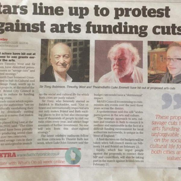 Bath Chronicle Coverage