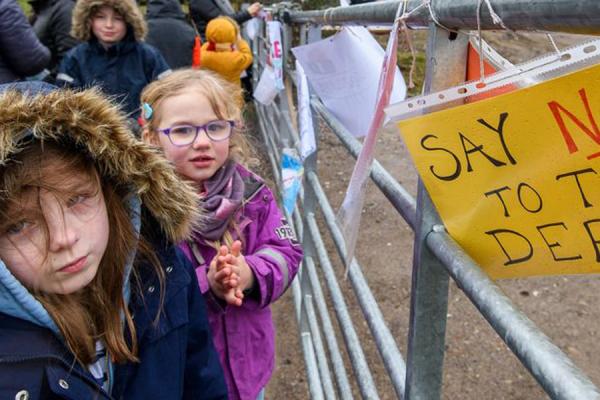 Bathampton Residents Fight Depot Plans